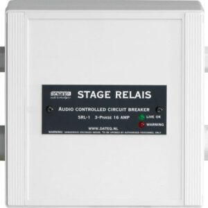 Dateq Schakel relais SRL