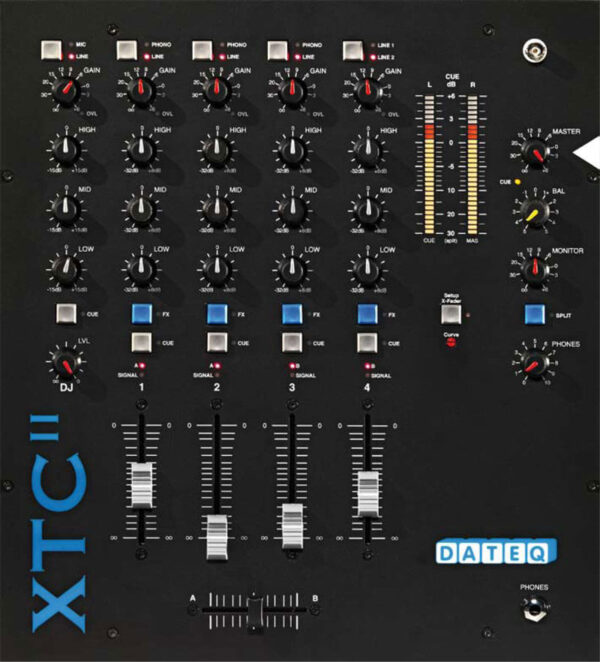 Datec xtc2 mixer