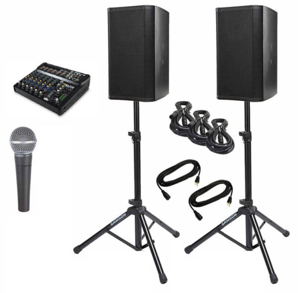 Presentatieset audio 50 personen
