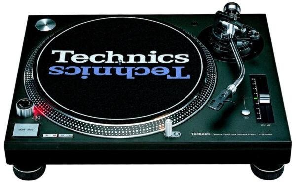Technics 1210 mk2 draaitafel