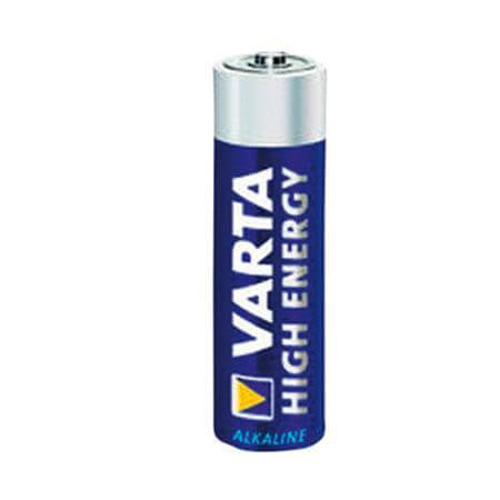 Varta AA batterijen
