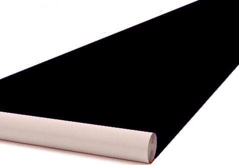 zwarte-loper-1mtr-breed
